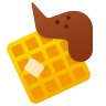 Chicken And Waffle icon
