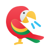 Parrot Speaking icon