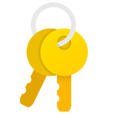 Bunch of Keys icon