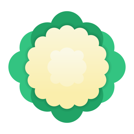 Cauliflower icon