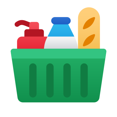 Fast Moving Consumer Goods icon