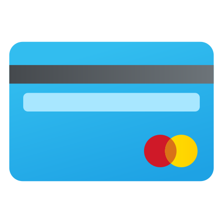 MasterCard Credit Card icon