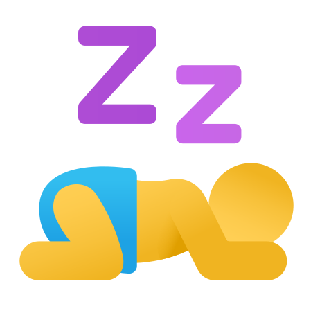 Napping icon
