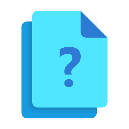 Questions icon