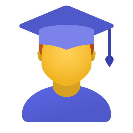 Student Male icon