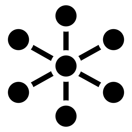 Centralized Network icon