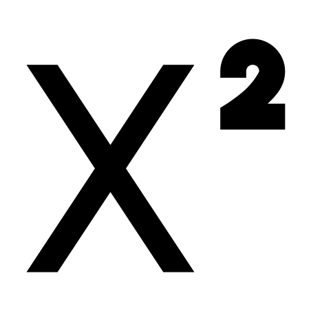 Square Number icon