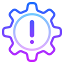 Automatic Gearbox Warning icon