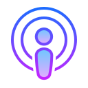 Browse Podcasts icon
