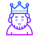 Caspar King Magician icon