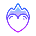Fire Heart icon
