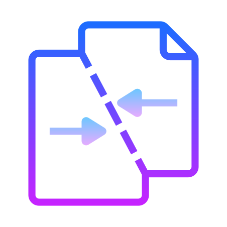 Merge Files icon