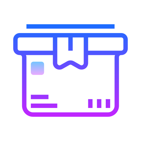 Package Delivery Logistics icon