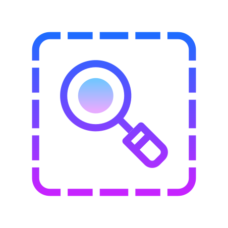 Zoom Region Mode icon