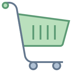 office shopping-cart icon