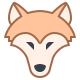 Wolf icon