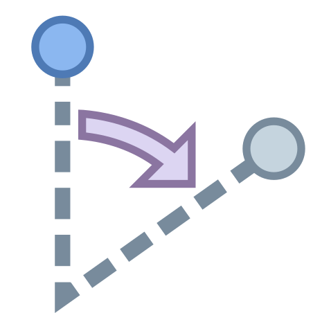 Azimuth icon