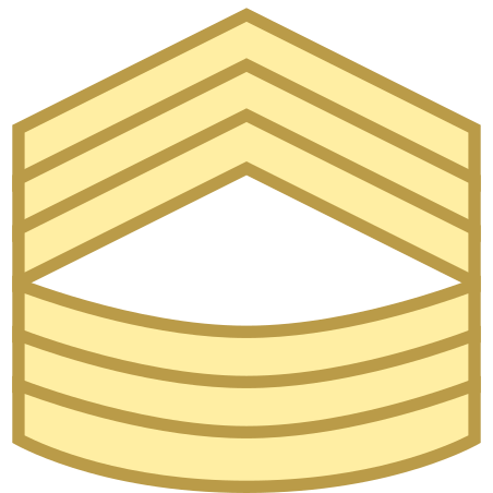 Master Sergeant MSG icon