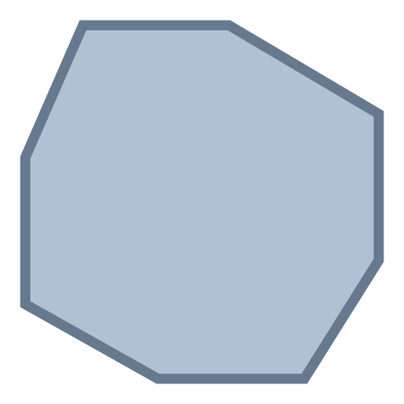 Polygon icon