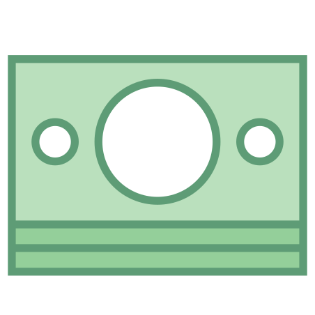 Stack of Money icon