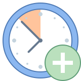 Add Time icon