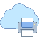 Cloud Print icon
