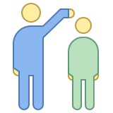 Compare Heights icon
