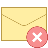 Deleted Message icon
