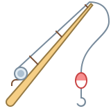 Fishing Pole icon