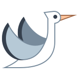 Flying Stork icon