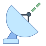 GPS Antenna icon