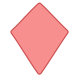 Kite Shape icon