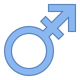 Male Stroke icon