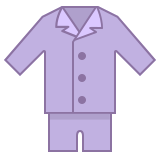 Men's Pajama icon