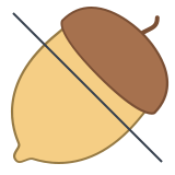 No Nuts icon