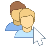 Select Users icon