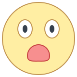 Surprised icon