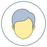 Male User icon