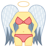 Victoria Secret Angel icon