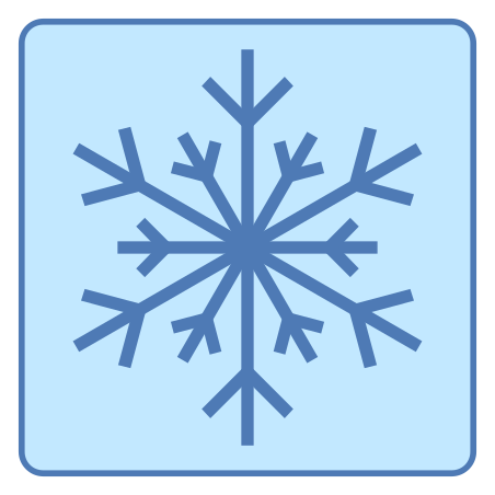 Cooling icon