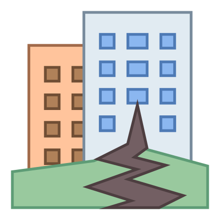Earthquakes icon