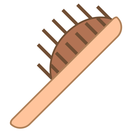 Hair Brush icon