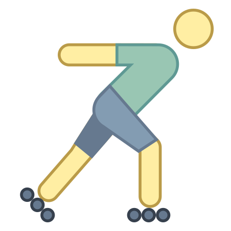 Roller Skating icon