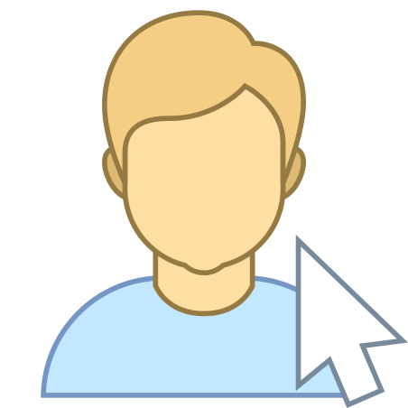 Select User icon