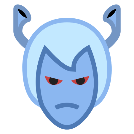 Andorian Head icon