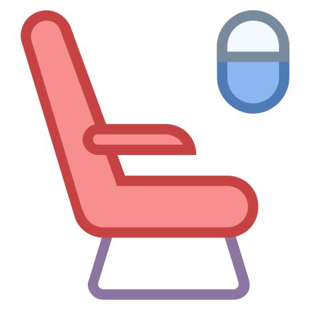 Flight Seat icon
