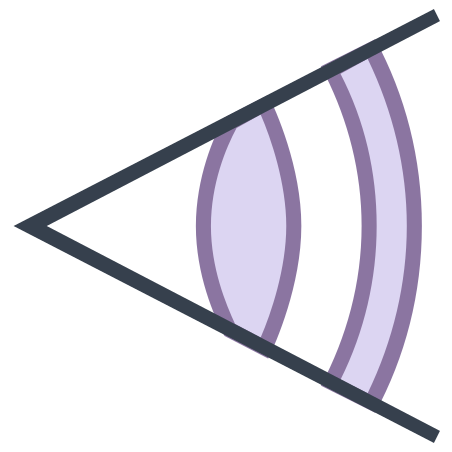 Focal Length icon