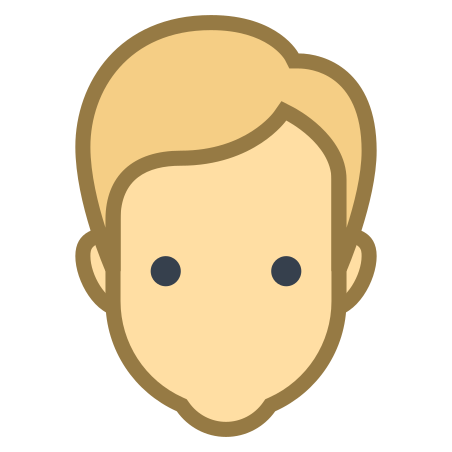 User Male Skin Type 3 icon