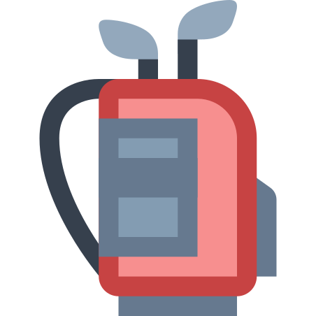 Golf Bag icon