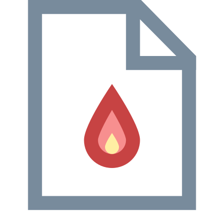 Hot Article icon